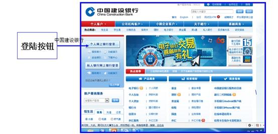 中国建设银行个人网上银行登录不了怎么办